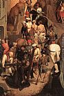 Hans Memling Scenes from the Passion of Christ [detail 3] painting